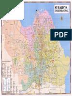 Peta Surabaya (Surabaya Map)