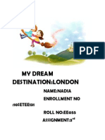 My Dream Destination