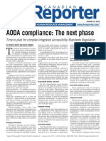 Great AODA Article by First Reference