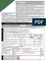 Web App Form