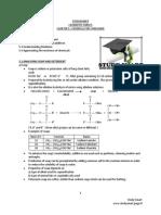 Studysmart Chapter 5 f5