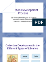 Collection Development Process