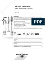 TD Dissolved Oxygen Sensor IP6000 en 52206266 Aug2012