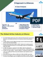 KLM's Alliances