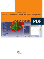 CATIA-CD3 tutorial