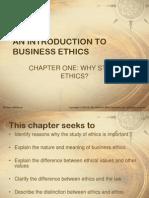 Ethics Ch1