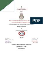 Training File Ketaki