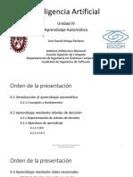 IV AprendizajeAutomatico