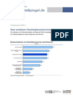 Ta Lohnspiegel Chemielaboranten 2011