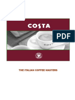 17693007 Marketing Plan of Costa