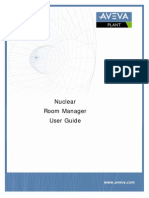 Nuclear Room Manager User Guide