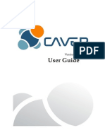 Caver Userguide