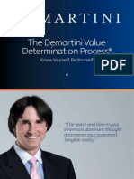 Determine Your Values - Demartini