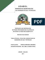 Proyecto de Grado - Ronald Miranda Amurrio