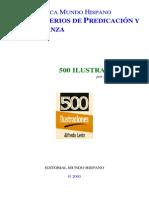 500 ILUSTRACIONES BIBLICAS