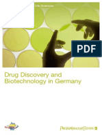 Drug Discovery and Biotechnolgy in Germany