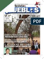 Revista Pueblos 06/2011 - Agencia Misionera internacional Pueblos Olvidados