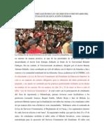 UNERG CONTINÚA FORTALECIENDO LEY DE SERVICIO COMUNITARIO DEL ESTUDIANTE DE EDUCACIÓN SUPERIOR