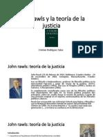 John rawls y la teoría de la justicia (1)(1)