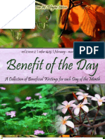 Benefit of the Day Issue 08