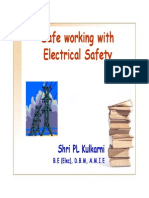 Safe working with Electrical Safety.pdf