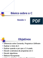 Sessão 1 - Linguagem C (1)