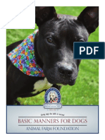 Dog Training E-Book