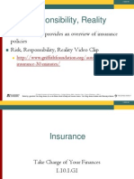 Types of Insurance PowerPoint 1.10.1.G1
