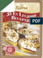 Rama - 35 Év Legjobb Receptjei
