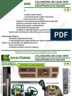 1- Cabine e Plataforma Do Operador