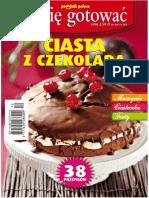 Lubię Gotować 12.2010 - Ciasta z czekoladą