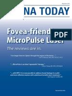 MicroPulse laser