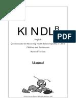 Kindl Questionnaire