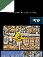 Santiago Del Estero en hdr