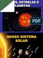 Astros, Estrelas e Planetas