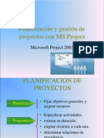 Presentacion Curso Project