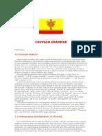 Chuvash Grammar