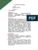 Cabacinho-do-Norte - Luffa operculata [L.] Cogn. - Ervas Medicinais – Ficha Completa Ilustrada