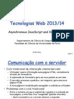 Tec Web Ajax