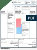 Copie a Template - Business Model Canvas