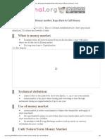 Mrunal » [Economy 4 Newbie] Money market, Repo Rate & Call Money » Print