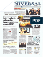 GCP Portadas Nacionales Dom 01 Dic 2013