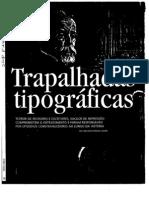 TRAPALHADAS TIPOGRAFICAS