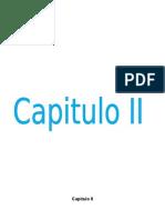Capitulo II