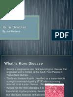kuru disease