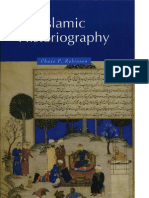 Robinson - Islamic Historiography