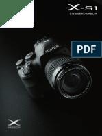 Fujifilm X Premium X S1
