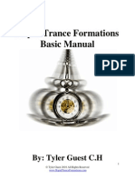 Rapid Trance Formations Basic Hypnosis Manual
