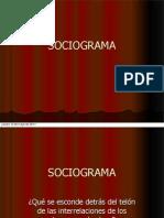Muestra de Sociograma