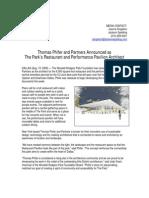 Thomas Phifer Press Release_08.19.09_FINAL
